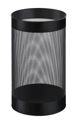 Preisvergleich Produktbild Schirmständer,  Stahlblech gelocht,  Inhalt 15 l,  Hx D 400x240 mm