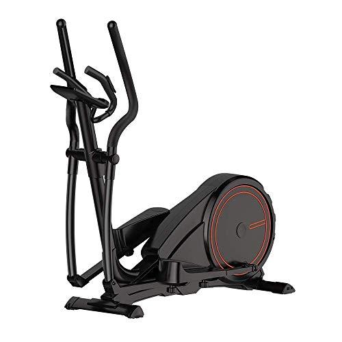 HHJJ Elliptical Machine,Elliptical Cross Trainer Exercise Bike,3 in 1 Treadmill Spinning Bike and Stepper Motion Function,Fitness Cardio Weight Loss Workout Machine RunningMachine1121