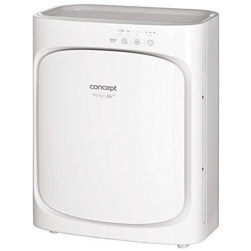 Concept elektrische apparaten Ca1000 luchtreiniger, 55 W, wit