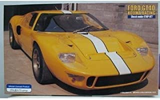 1/24 Ford GT40 KOJIMA RACING 1969 by Fujimi Model