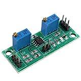 HALJIA LM358 Amplificatore di Segnale Debole Amplificatore di Tensione a due stadi Operazionale Amplificatore Modulo Singolo Segnale di Potenza Unità di Acquisizione 3.5-24V DC