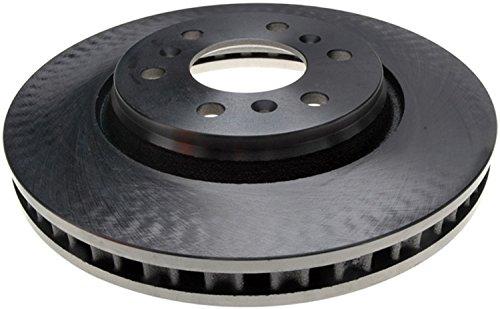 ACDelco 18A2349A Advantage Non-Coated Front Disc Brake Rotor