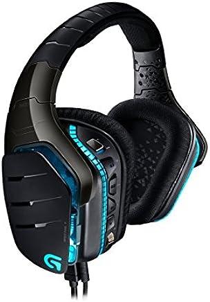 Logitech G633 Artemis Spectrum PRO Gaming Cuffia Cablata 7.1, con Microfono per PC/Xbox One/PS4, Nero - Trova i prezzi più bassi