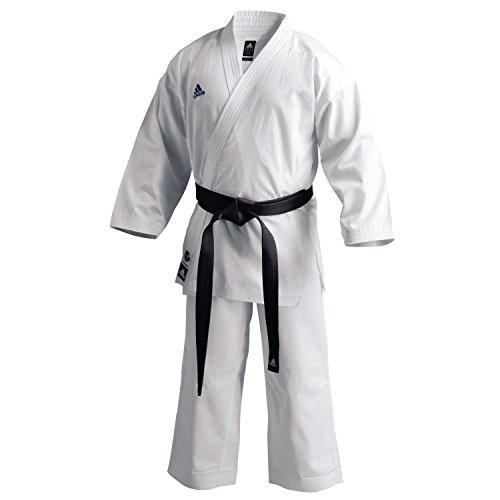 adidas Karate Traje Grand Master, Weiss