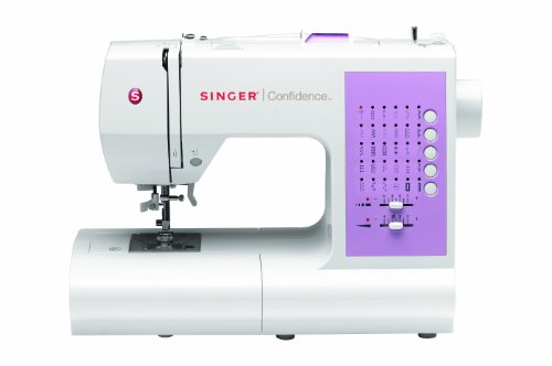 SYS Score: 9.2 SINGER 7463 Confidence 30-Stitch Electronic Portable Sewing Machine