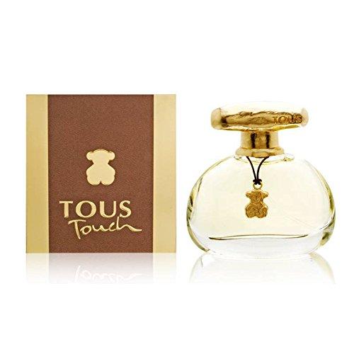 Tous Touch - Eau de Toilette con Vaporizador para Mujer, 50 ml