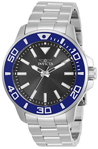 Invicta Men's Pro Diver 30745 Silver Stainless-Steel Quartz Dress Watch