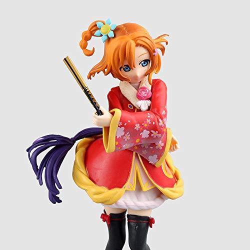 BAONIOU Estatua de Anime 17 cm LoveLive!Love Live Kousaka Honoka Cinema School Idol Minami KotoriFigura de acción colecciónmuñeca