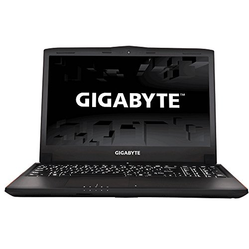 Gigabyte P55WV7-DE022T 39,62 cm (15,6 Zoll) Gaming Laptop Laptop (Intel Core i7-7700HQ, 16GB RAM, NVIDIA GeForce GTX 1060, Win 10) mehrfarbig