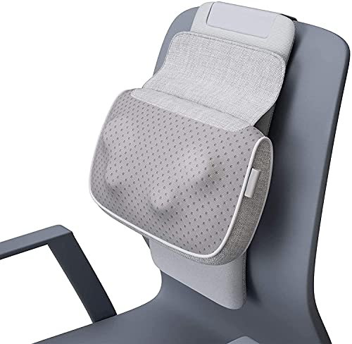 Shiatsu Massager Back and Neck Massage Pillow with Heat, oPillow Deep Tissue Kneading Massages for Lower and Upper Back, Shoulders, Calf - Massager for Chair Office Home