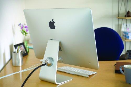Kensington K67768EU SafeDome ClickSafe Universal Custom Keyed Lock für iMac