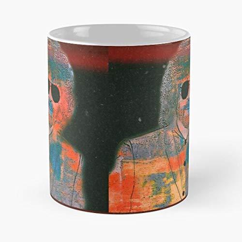 xuthonaz Elo Music The Universe Rock Light Alone In Streaks Orchestra Lynne Electric Jeff Best 11 oz Kaffeebecher - Nespresso Tassen Kaffee Motive
