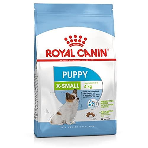 Royal Canin Hundefutter X-Small Junior, 1,5 kg, 1er Pack (1 x 1.5 kg)
