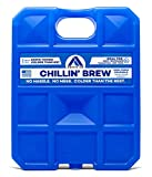 Arctic Ice Alaskan Series Reusable Cooler Pack, 0.75-Pound, Blue (1211)