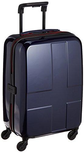 [イノベーター] スーツケース 48cm 38L 2.7kg 機内持込可 TSAロック付 2年保証 サイレントキャスター ジッパー開閉 55 cm INV48 インディゴ