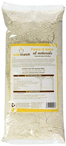 Farina di Avena al Naturale 1000 grammi