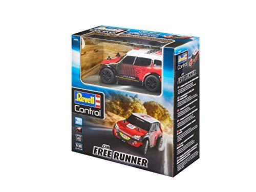 Revell GmbH 24470 Rallye RC Car Free Runner, bunt