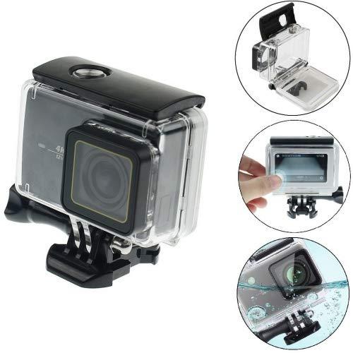 Unterwassergehäuse für Yi-Action-Kamera 2, Wineecy Unterwasser Schutzhülle mit Touch Screen für Xiaoyi YI 4K / 4K+ Sport Action-Kamera.