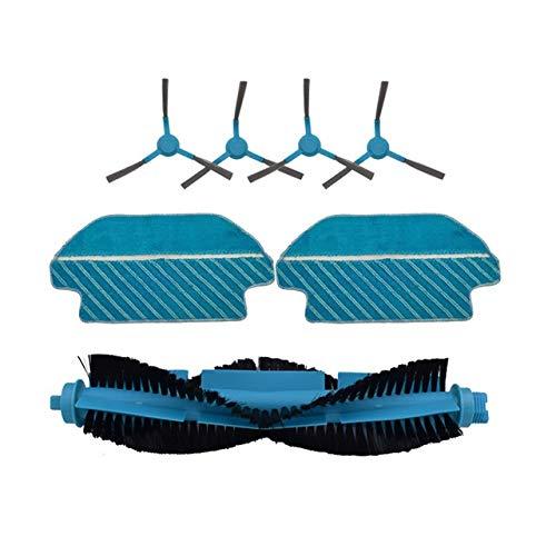 FMN-Home - Juego de almohadillas de repuesto para mopa de cecotec Conga 3490, Kit 2