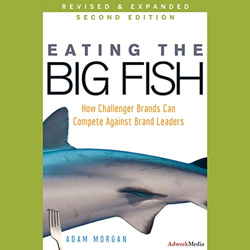Eating the Big Fish  By  cover art