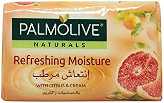 Palmolive Naturals Refreshing Moisture Soap With Citrus and Cream - 120 gm