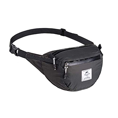 Naturehike Lightweight Waist Bag, Fanny Pack Cyclist,Hiking Outdoor Sports