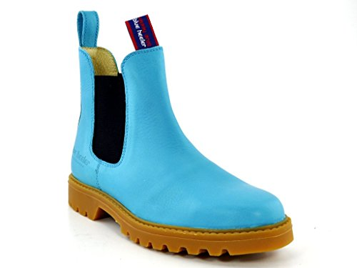 blue heeler Chelsea Boot Emma Turquoise 39