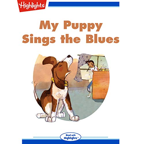 My Puppy Sings the Blues copertina