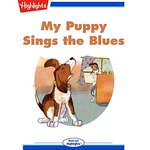 My Puppy Sings the Blues copertina