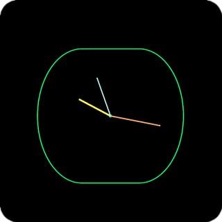 Battery Saver Clock - Light Weight