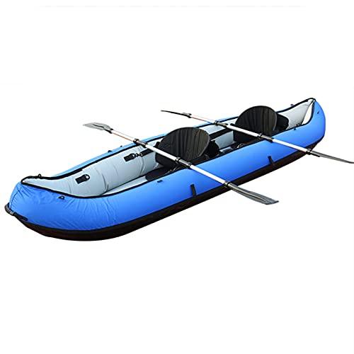Bote Inflable Grueso, Bote Inflable, Bote De Pesca, Kayak Doble, Canoa, Bote De Red De Doble Capa, Bote De Rafting