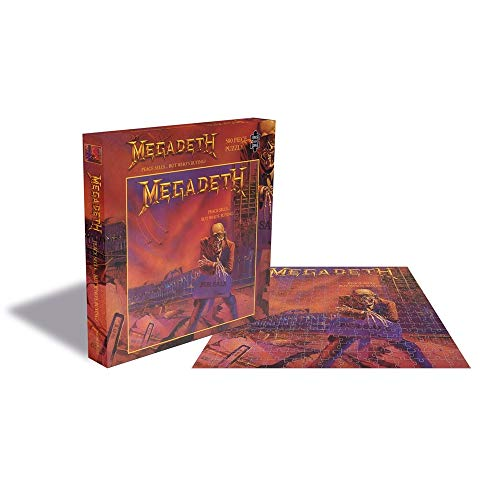 Peace Sells...But Who S Buying? (500 Piece Puzzle)