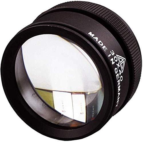Holding Vergrootglas 30X40MM Draagbare Dual-Lens Vergrootglas Identificatie van Jade Sieraden Precisie Glas Vergrootglas Oude Lezen Rading 30 tijden