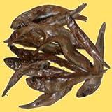 Getrocknete Fische 3-7cm große Zierfische und Wasserschildkröten 1kg