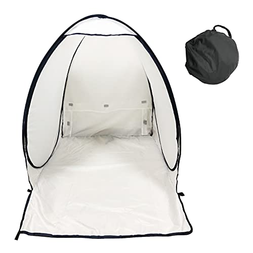 Portable Paint Tent for Spray Painting: Mall Spray Shelter Paint Booth for DIY Projects, Hobby Paint Booth Tool Painting Station, Small to Medium Furniture