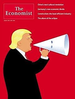 The Economist Magazine (August 19-25, 2017) Donald Trump Cover
