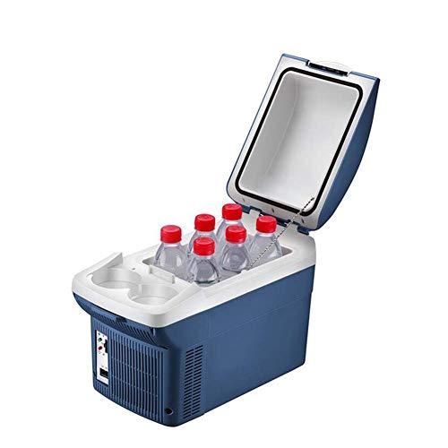 Preisvergleich Produktbild unknow Multifunktions-Isolationskühlschrank 8L12V,  geeignet für Mini-Autokühlschrank Schlafsaal Tragbares Auto Home Dual-Use,  kühler Sommer beginnt Hier