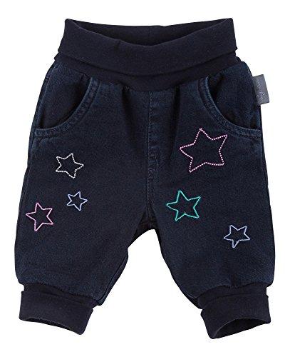 Sigikid Baby-Mädchen Jeans, Blau (Denim Blue Black 271), 74