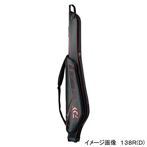 ダイワ(Daiwa) ロッドケース セミハード ロッドケース(D) 128R(D) レッド