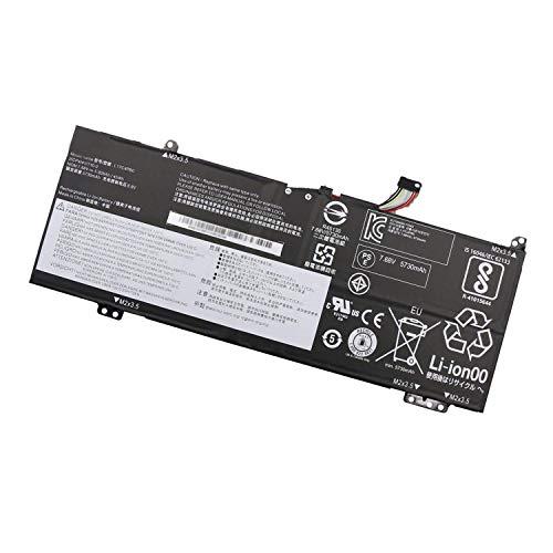 onlyguo 7.68V 45Wh 5928mAh L17C4PB0 Sostituzione della Batteria del Laptop per Lenovo Flex 6-14ARR 14IKB IdeaPad 530S-14ARR 14IKB 15IKB Series 5B10Q16067 L17M4PB0 5B10Q16066 L17M4PB2 5B10Q22883