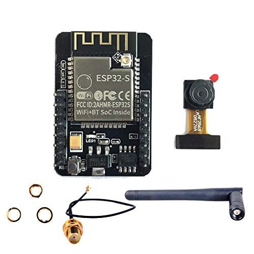 Amazon.com - ESP32-CAM AI-Thinker with external antenna