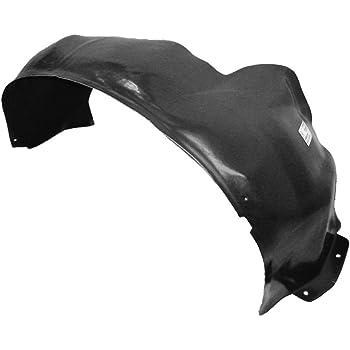 KA Depot for Cobalt 2005-2010 15289946 GM1251120 Front Passenger Right Side Fender Liner Inner Panel Plastic Guard Shield
