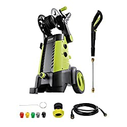 Sun Joe SPX3001 2030 PSI 1.76 GPM 14.5 AMP Electric Pressure Washer Review