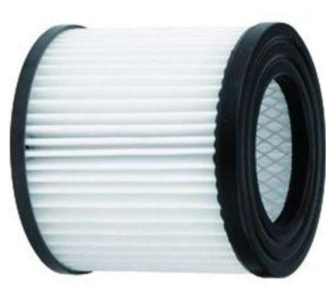 Filter für Aschesauger für Modell 1200W Jahr 2010Bajonettsockel