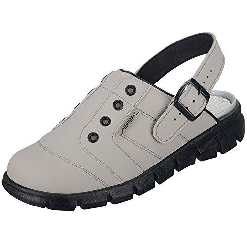 Abeba Dynamic, Herren Sicherheitsschuhe, Mehrfarbig - Grau/Schwarz - Größe: 45