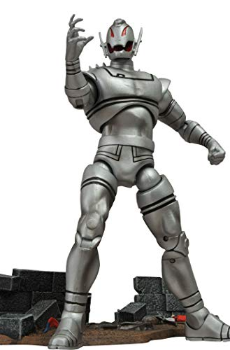 Marvel Select - Ultron, Figura de 18 cm...