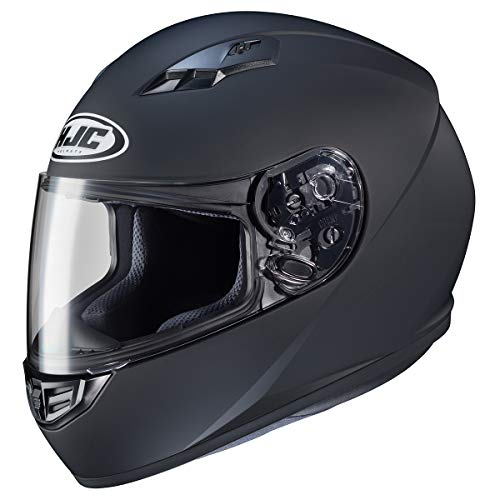 HJC Helmets 130-614 CS-R3 Unisex-Adult Full Face Matte Motorcycle Helmet