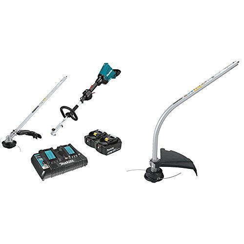 Best Review Of Makita XUX01M5PT 18V X2 (36V) LXT Lithium-Ion Brushless Cordless Couple Shaft Power H...