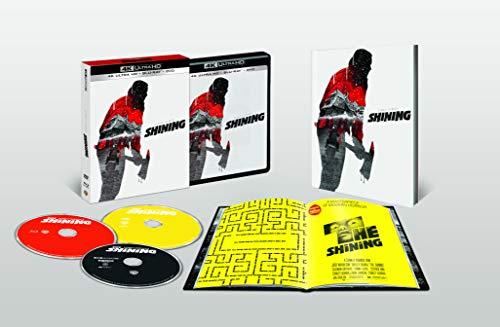 Shining [4K Ultra HD + Blu-Ray + DVD]