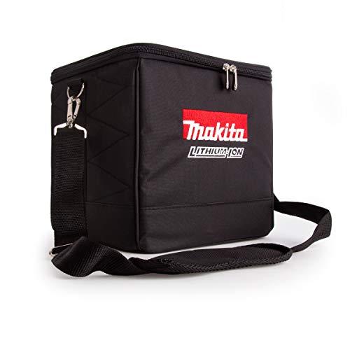 マキタ Makita ツールバッグ ブラック 道具袋 工具バッグ 収納 工具箱 幅25cm